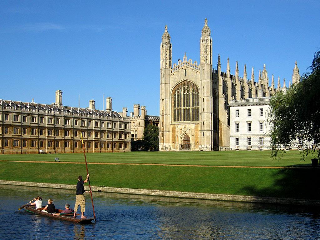 Cambridge Excursion