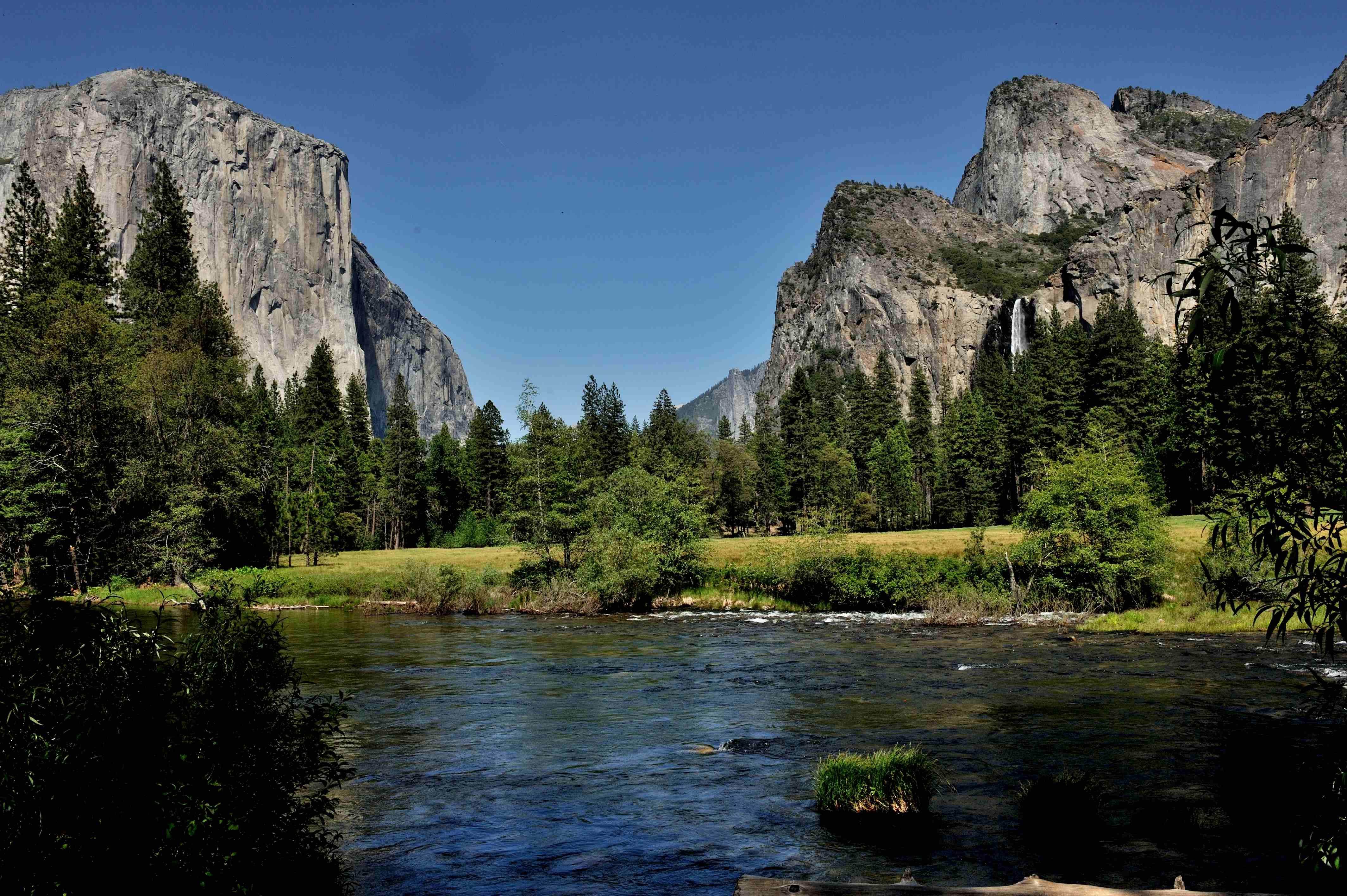 Yosemite Weekend Trip