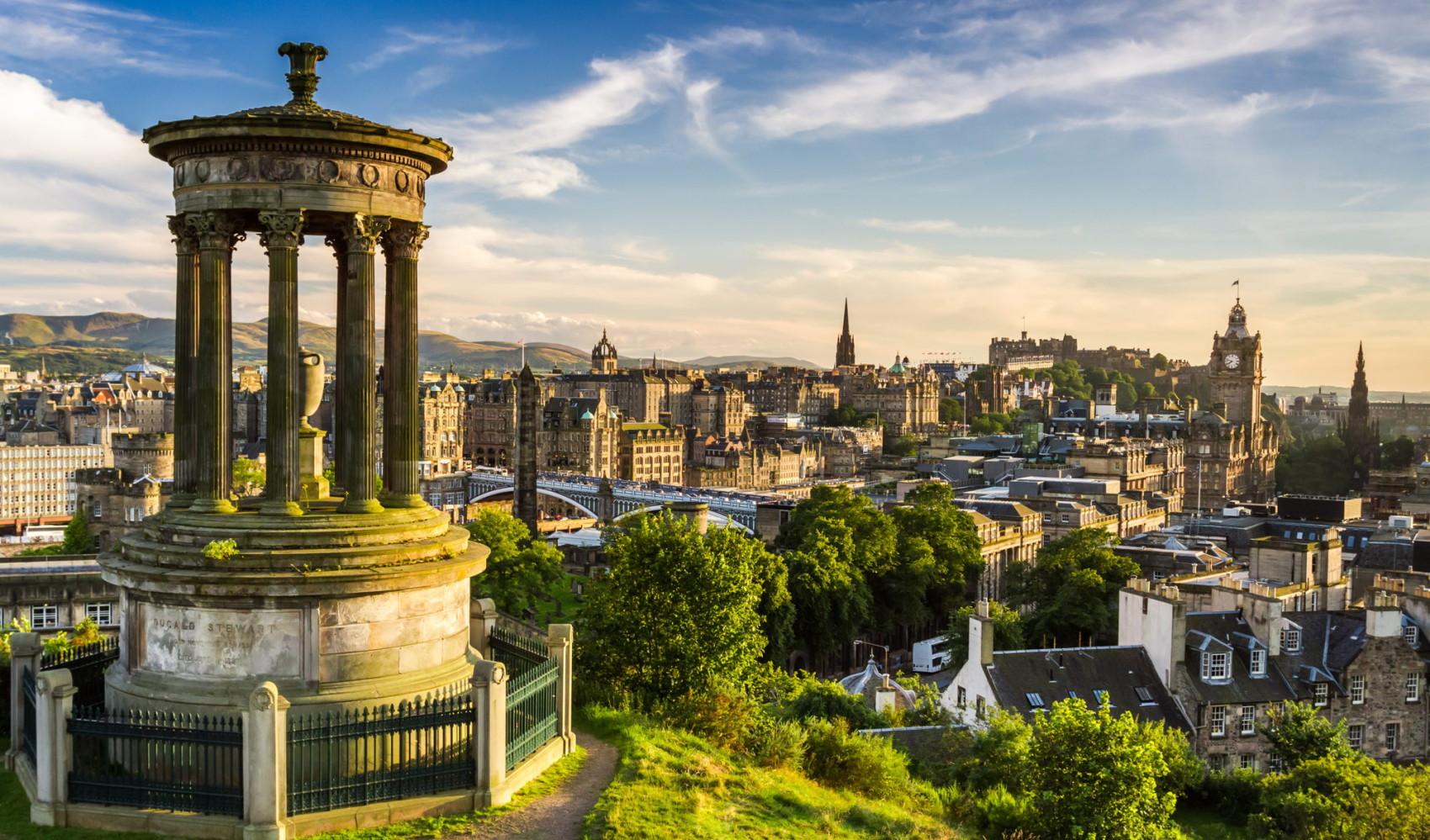 Edinburgh 3 Day Excursion