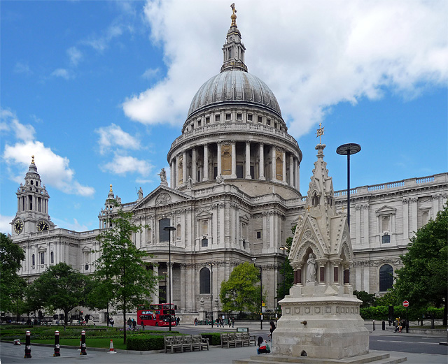 Evensong at St Paul's
