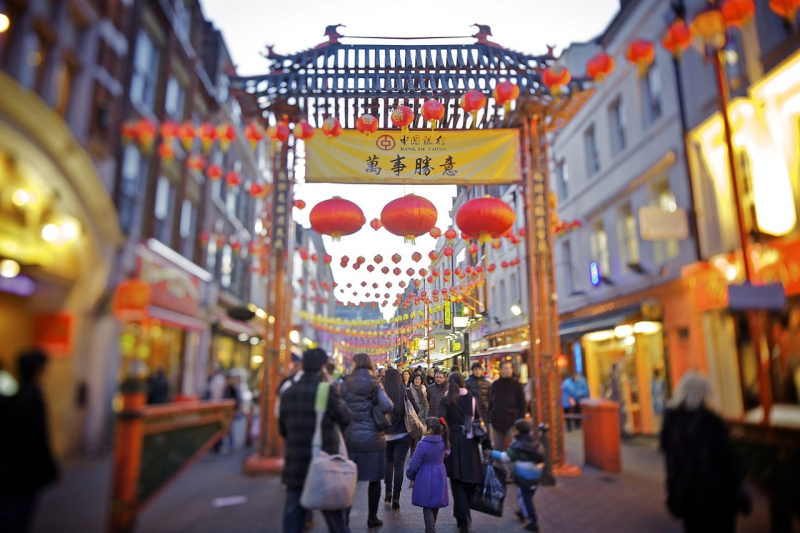 Covent Garden & Chinatown