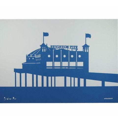 Brighton Pier Challenege