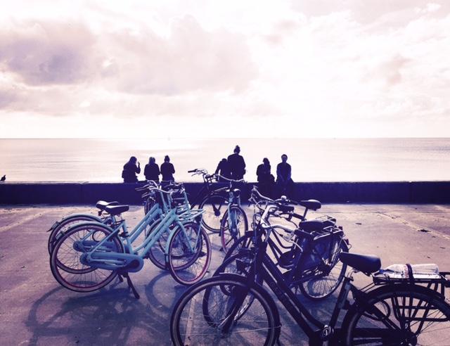 Sea Side Bike Ride