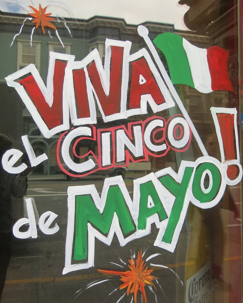 5 de Mayo in Old Town