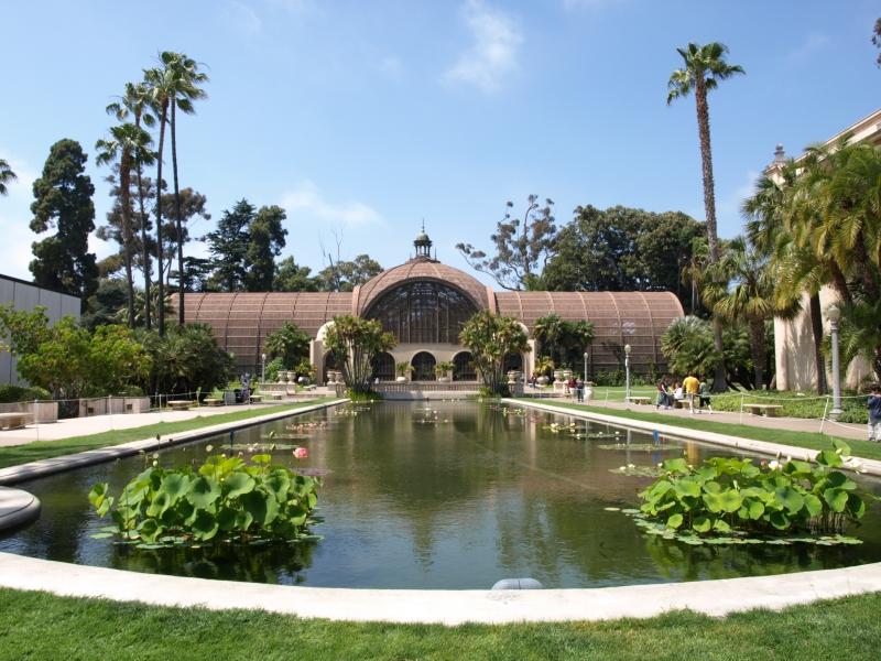 Balboa Park+Japan Garden