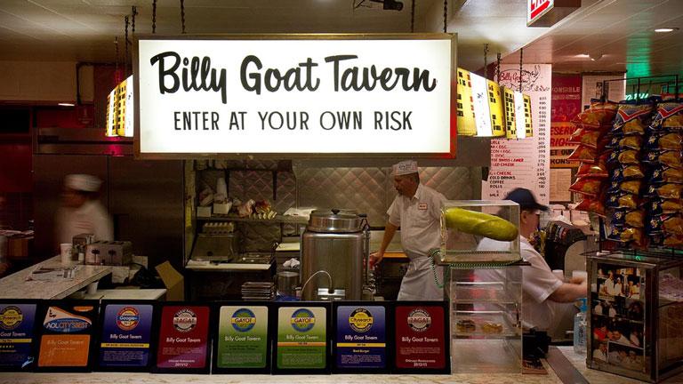 Billy Goat Restaurant