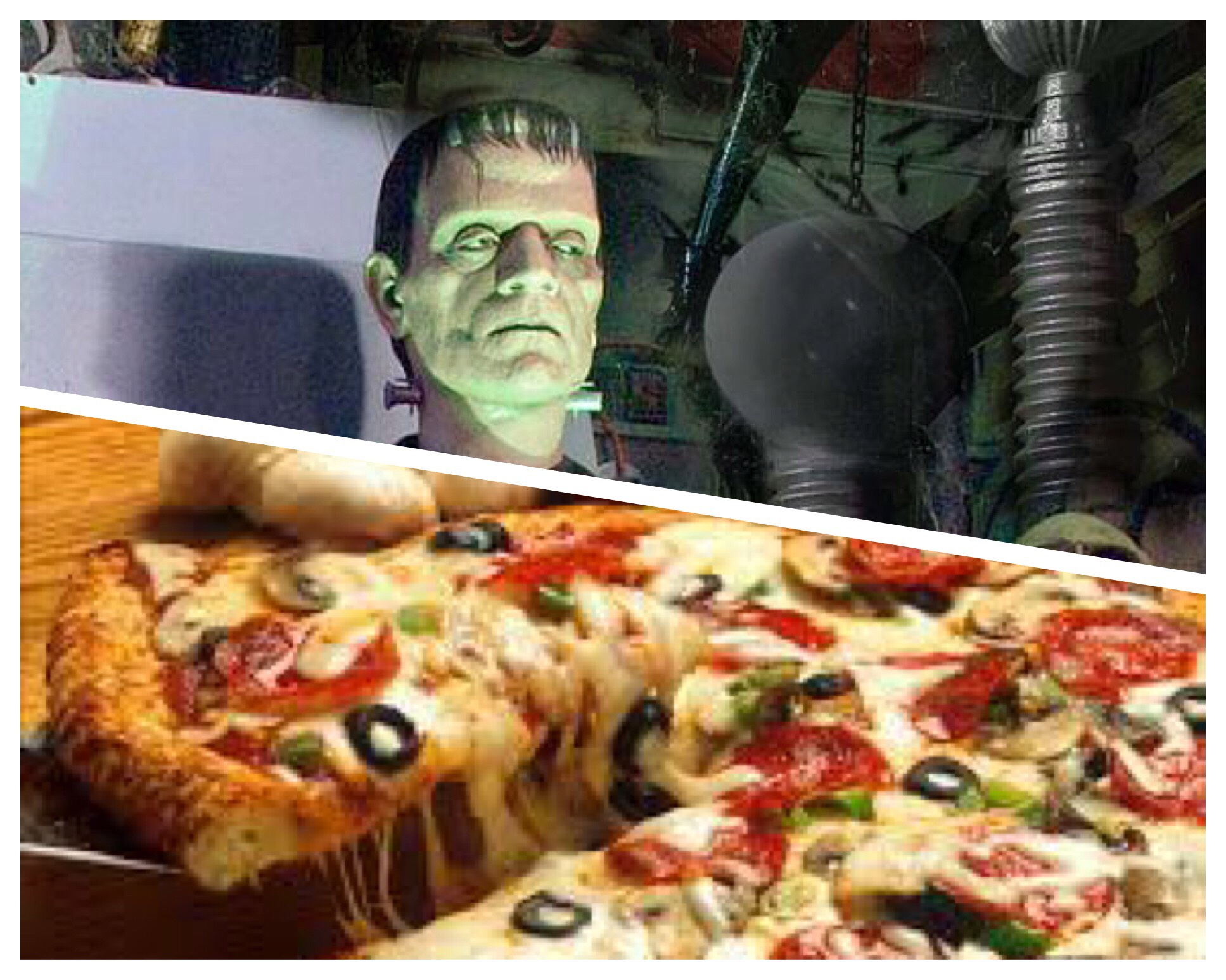 Monster Movie   Pizza