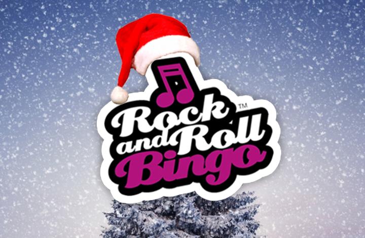 Xmas Rock and Roll Bingo
