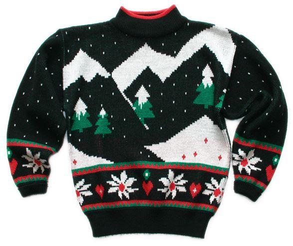 Festive Sweater Day