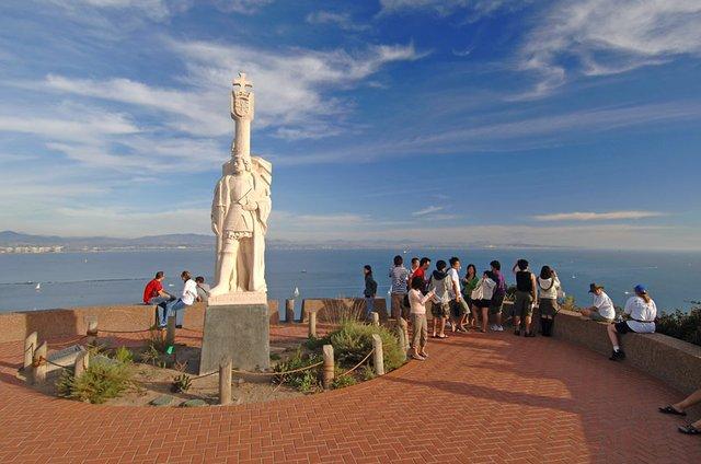 Cabrillo Nat. Monument