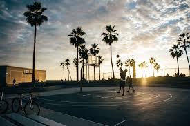 Basketball by the Beach