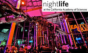 Academy of Science-Night