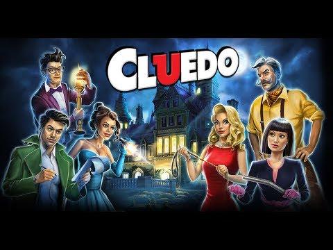 Board Game - Cluedo