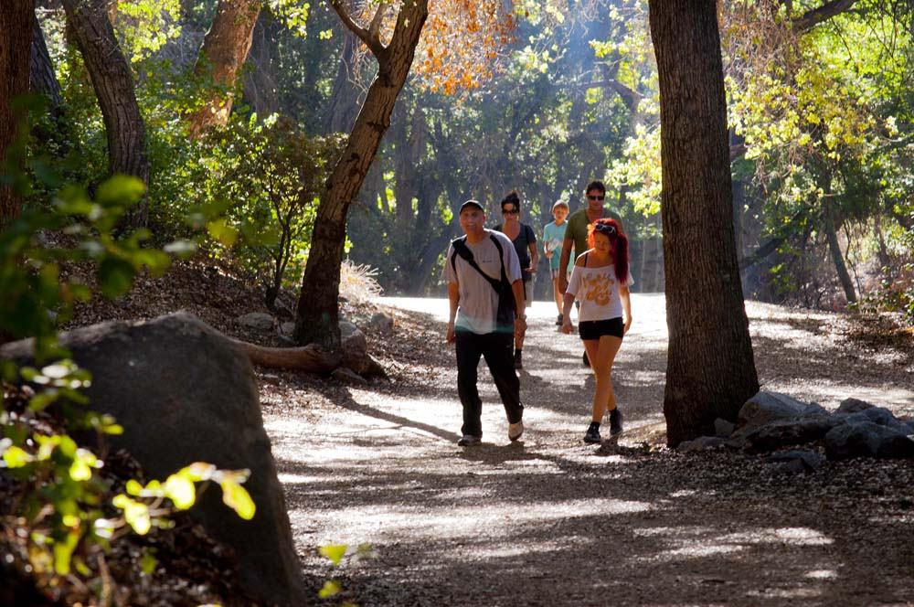 Presidio Park Hike