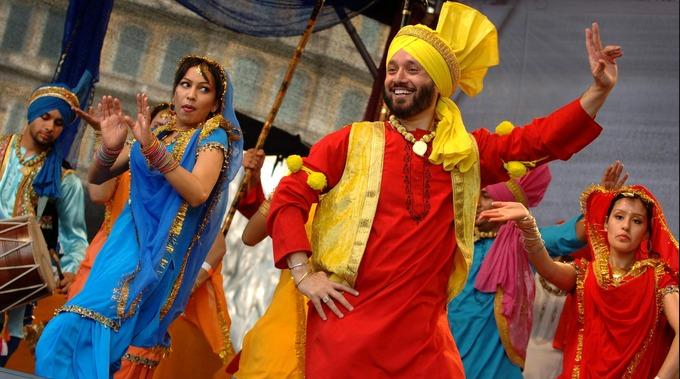 Vaisakhi Sikh Festival