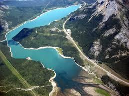 The Barrier Lake Hike