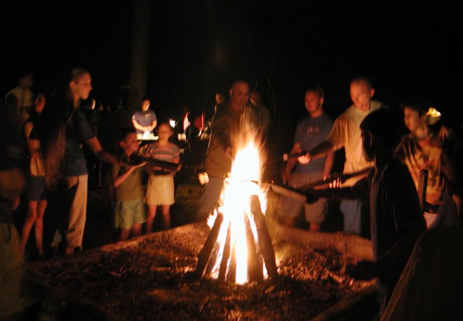 Smores Bonfire!