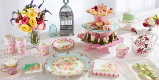 Welcome Tea Party