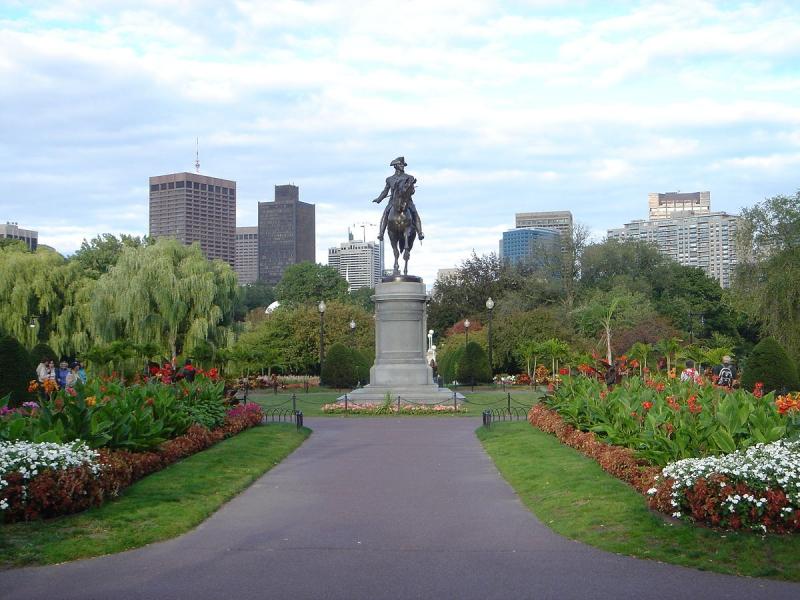 Public Garden Tour