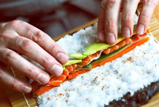 Japanese Sushi workshop