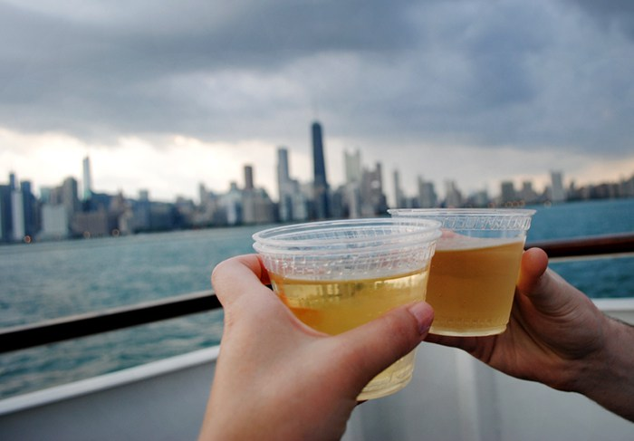 Summer Cocktail Cruise