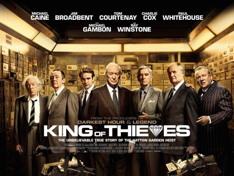 Cinema: King of Thieves