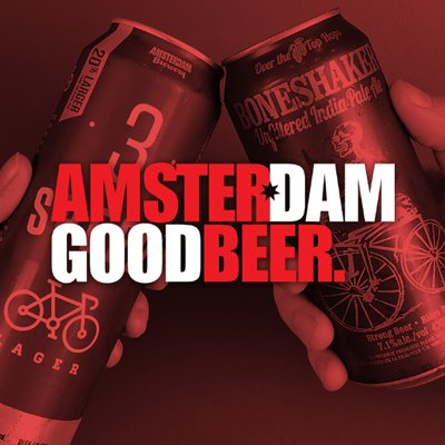 Amsterdam Brewery Tour