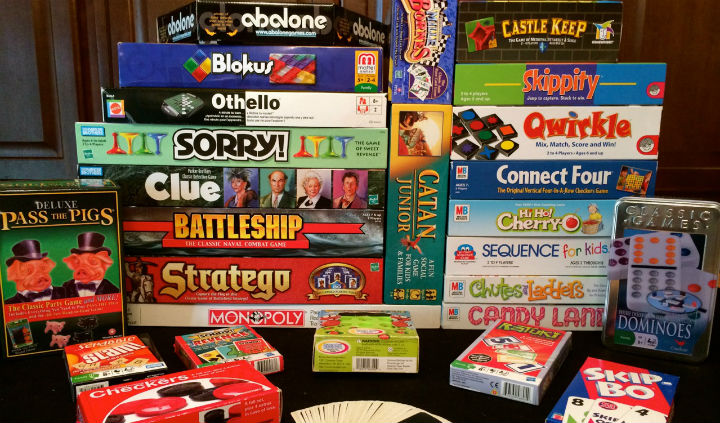 Board Games and Social