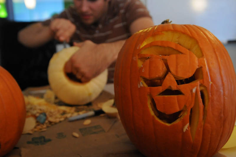 Pumpkin Carving Comp.