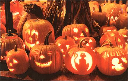 Annual Pumpkin Parade