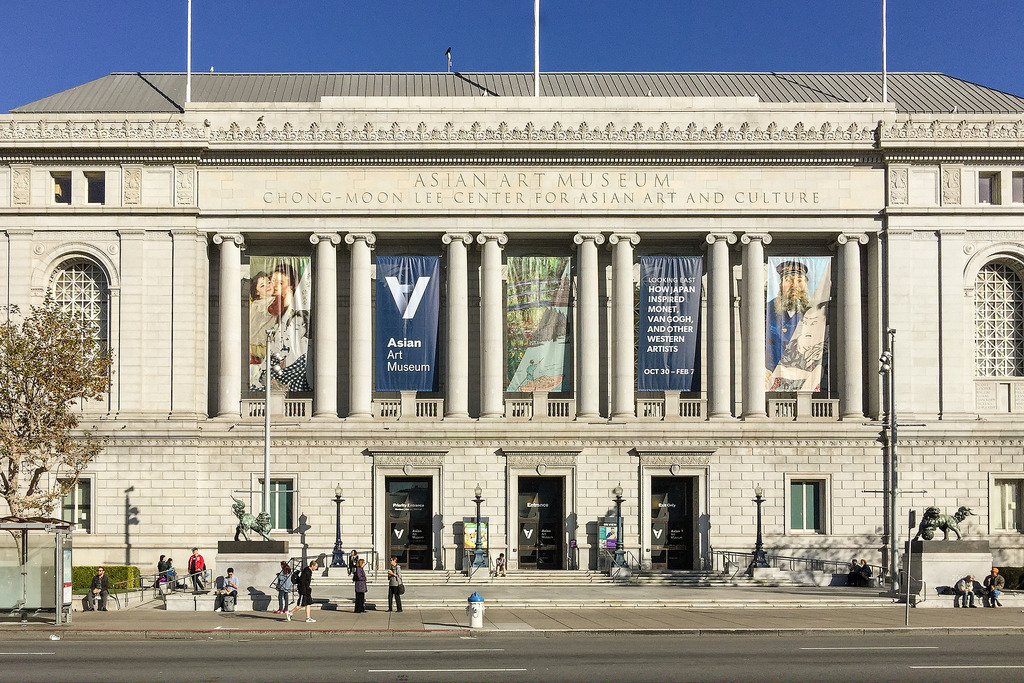 Asian Art Museum FREE DAY