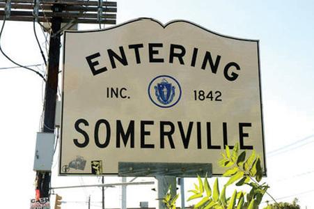 Somerville Walking Tour