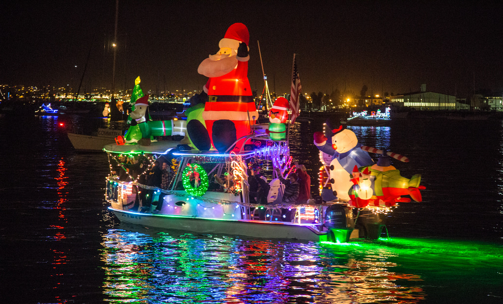 Bay Parade of Lights