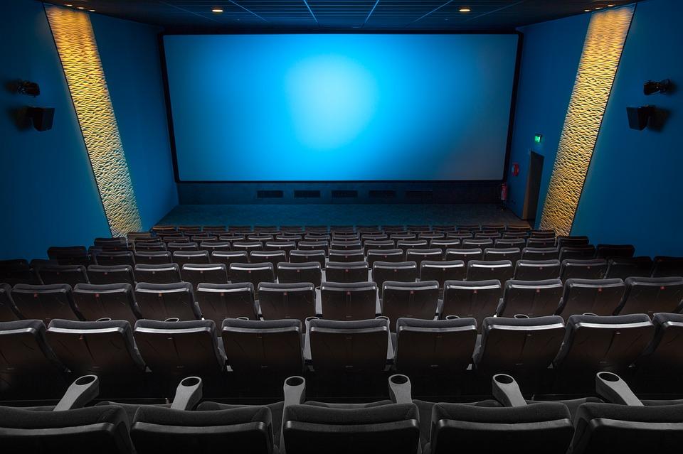 Stafford House Movie Time
