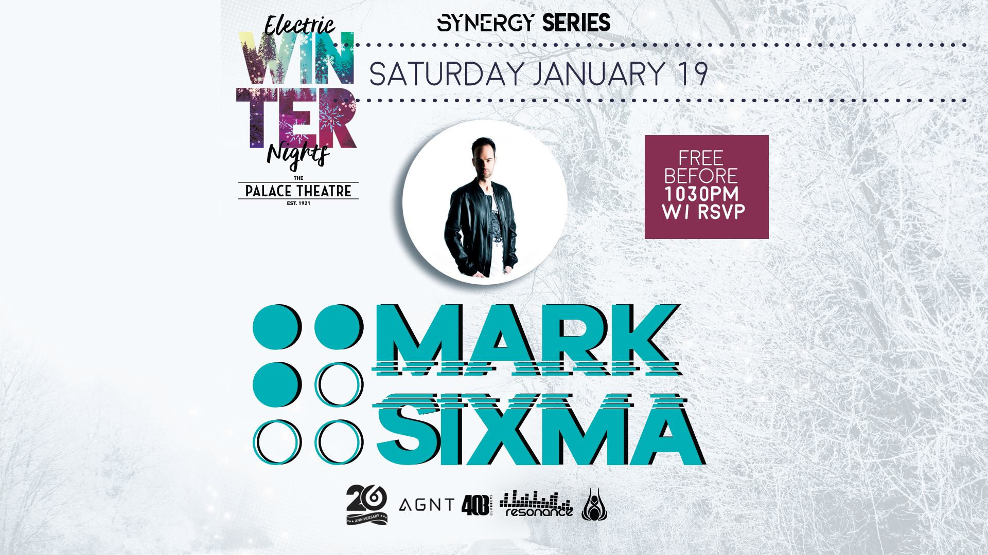 Mark Sixma show