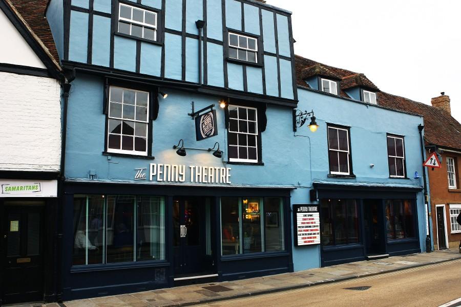 The Penny Theatre Pub