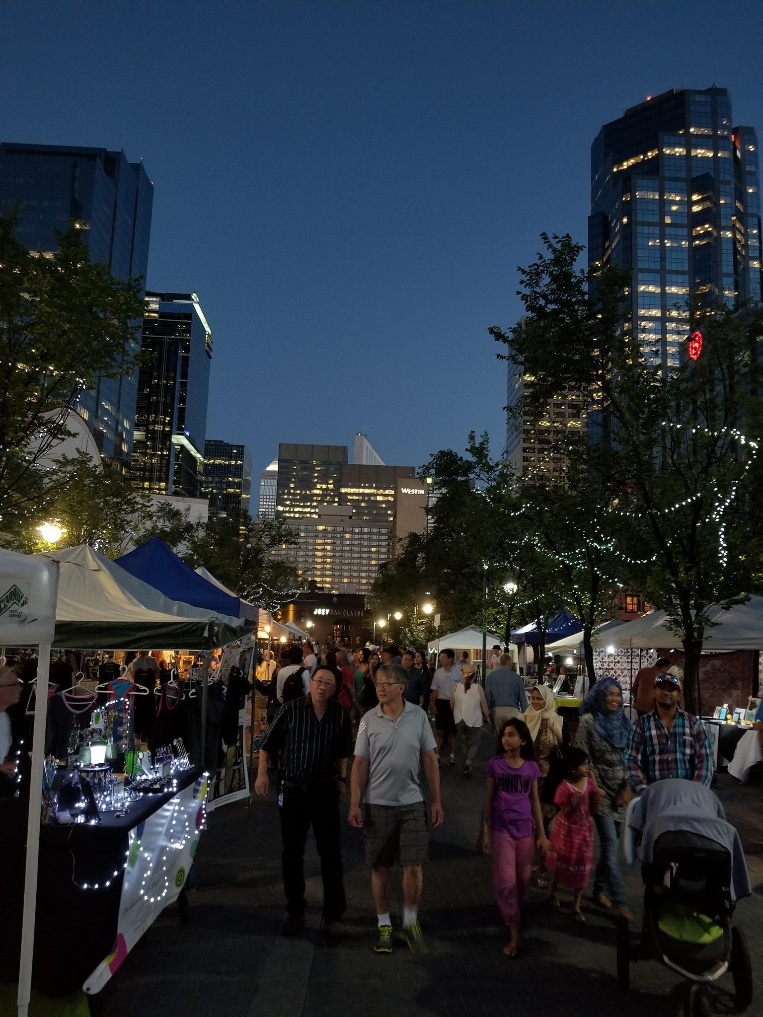 Calgary Night Market
