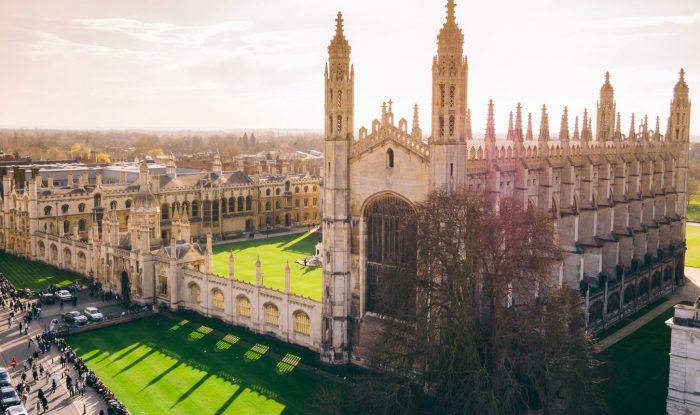 Cambridge + Greenwich