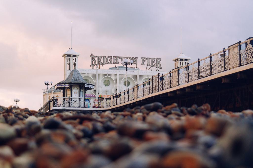 Brighton Walking Tour @15:10