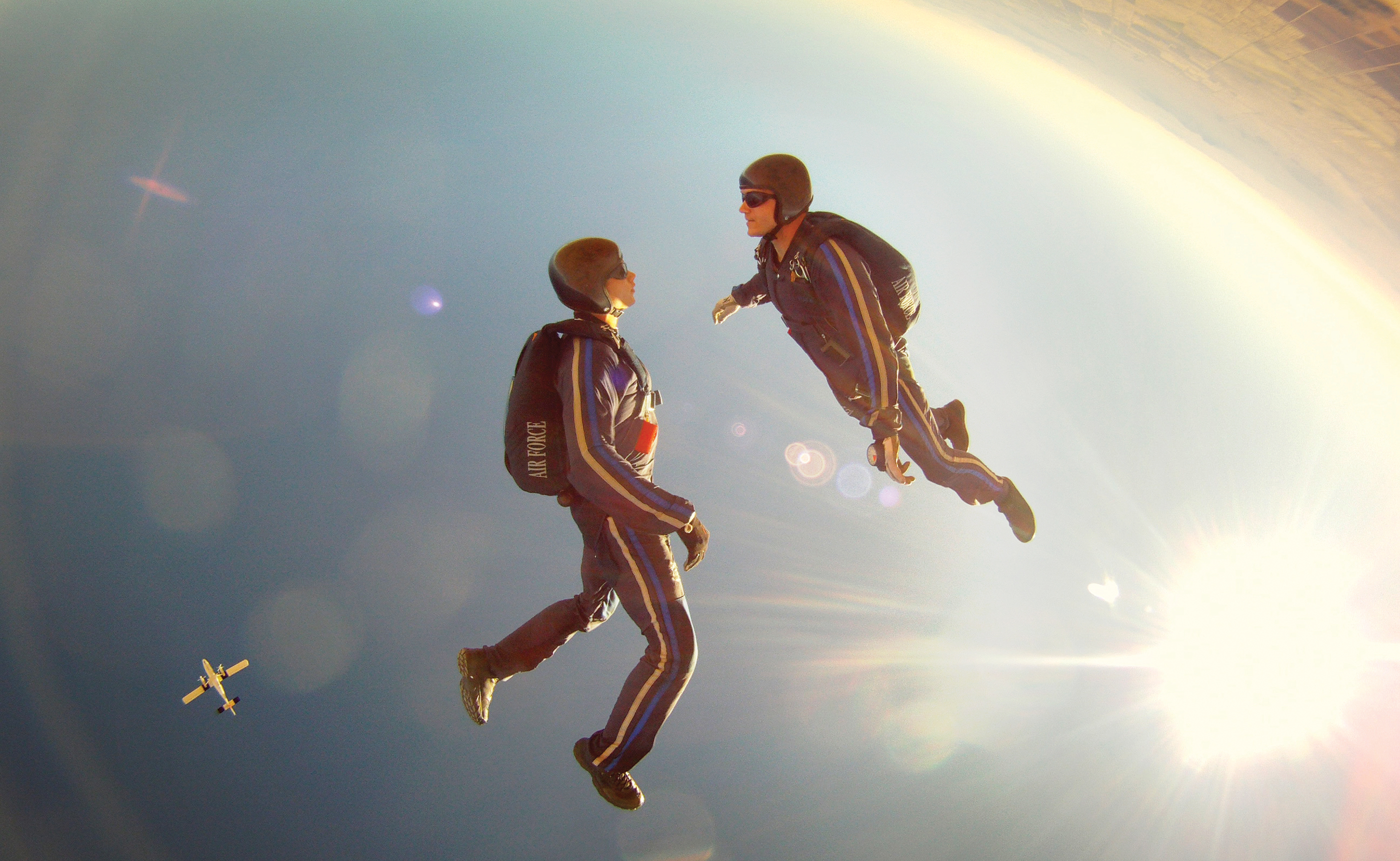 Skydiving with Pacific Coast