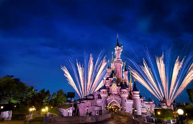 Paris & Disneyland