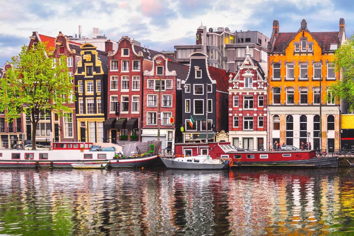 Amsterdam & Bruges