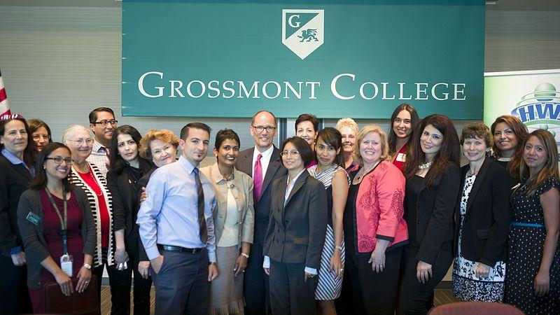 Grossmont College Tour
