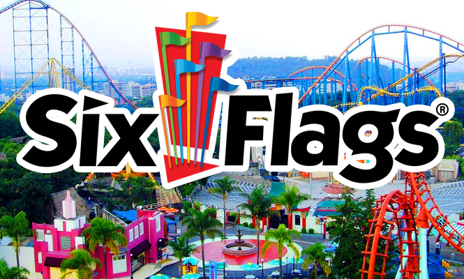 6 Flags with ISX
