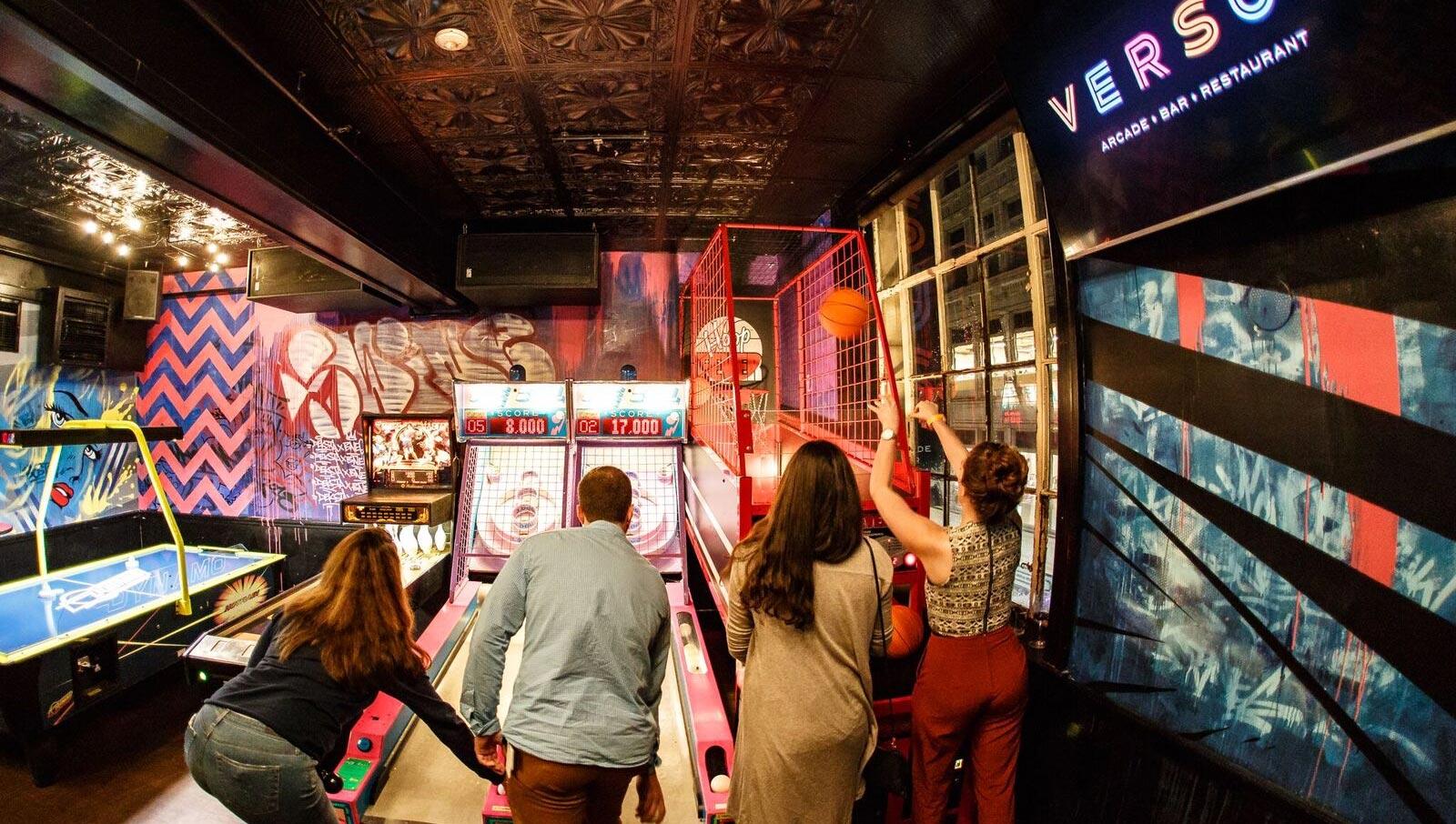 Versus Arcade