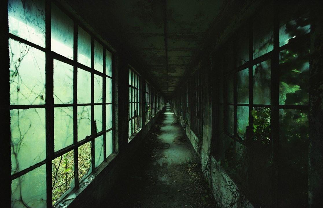 Horror Hallway Maze