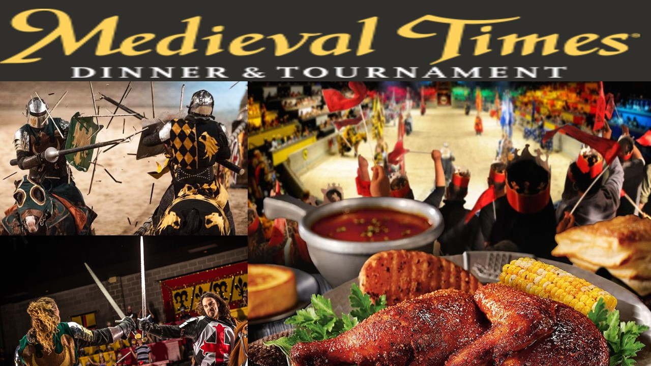 Medieval Times Dinner & Tournment