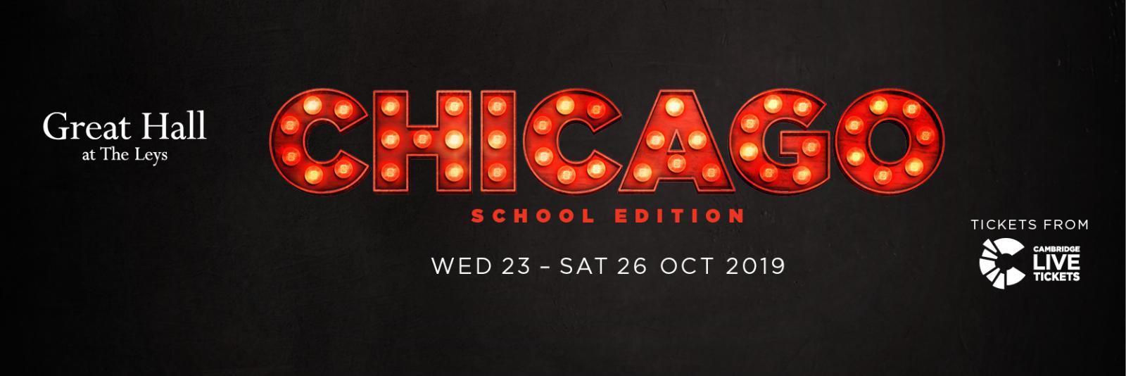 CHICAGO: School Edition