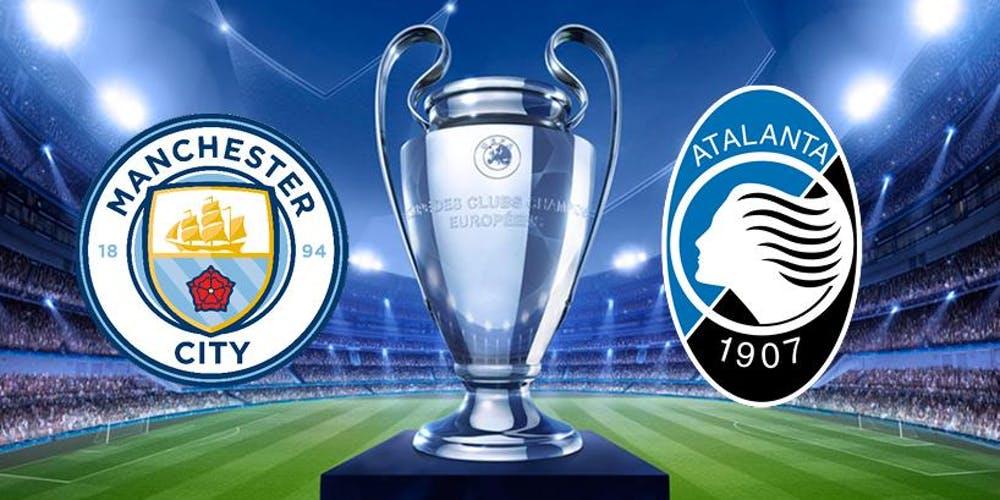Football: Man City v Atalanta