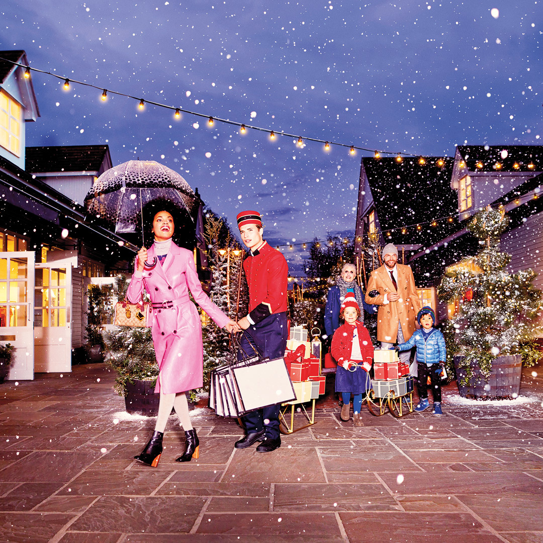 Bicester Christmas Shopping